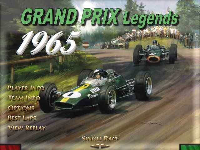gpl starthilfe news grand prix legends 10 jahre pc online racing simulation. Black Bedroom Furniture Sets. Home Design Ideas